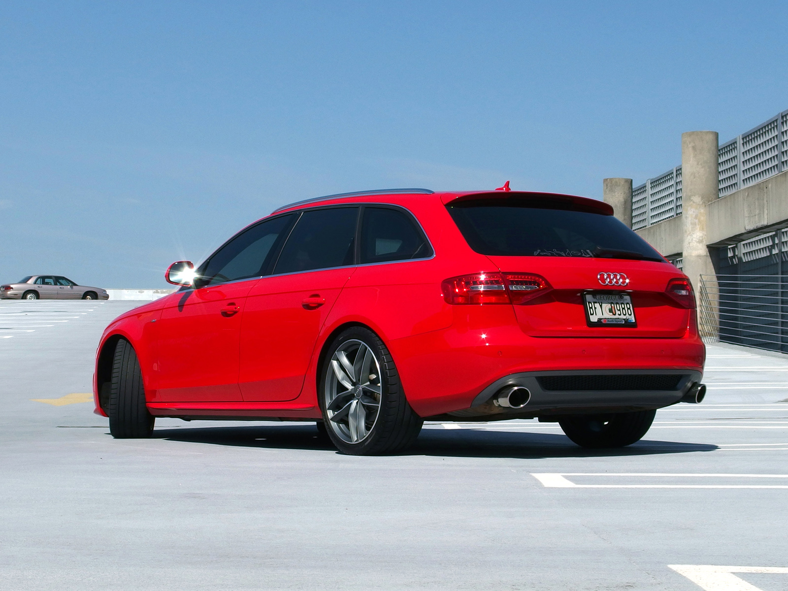 Audi A4 1-Owner, 1-of-1, 2009 A4 2.0T S-Line Prestige ...
