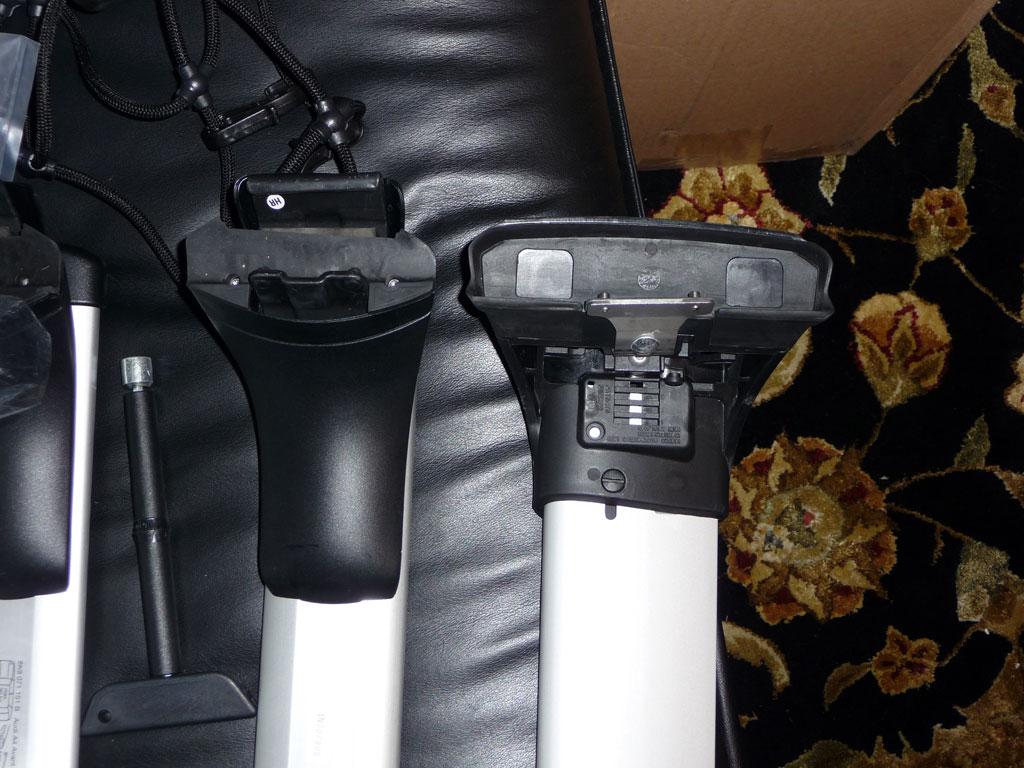 Honda S66 >> Prorack Whispbar Rail Mount ThroughBar S66 XC7090 TIGUAN KLUGER FORESTER OUTBACK | eBay