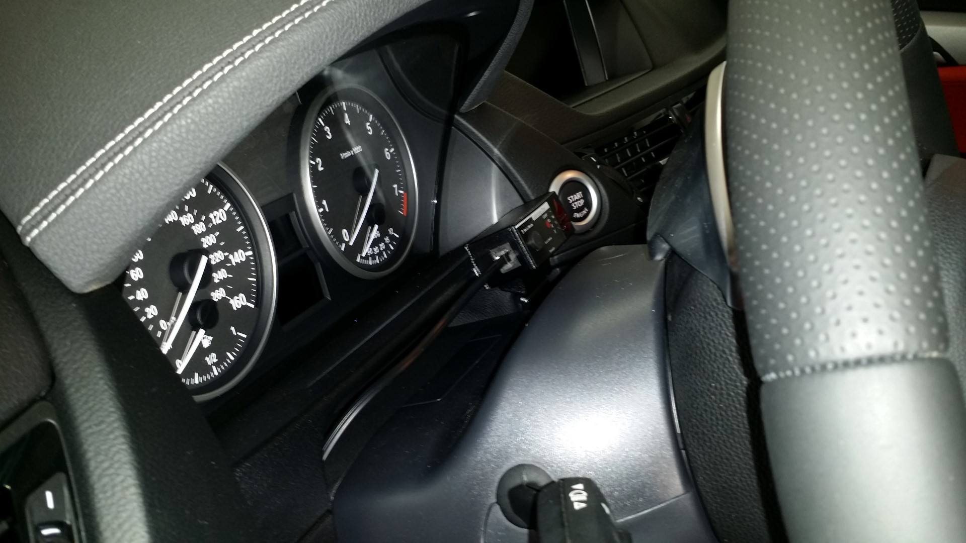 switched 12v circuit in the fuse panel for radar detectors gps etc