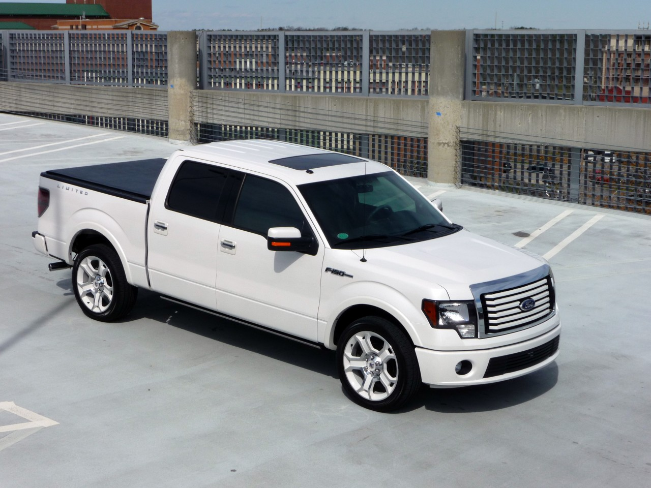 Where are the F150 Limited owners at? - F150online Forums
