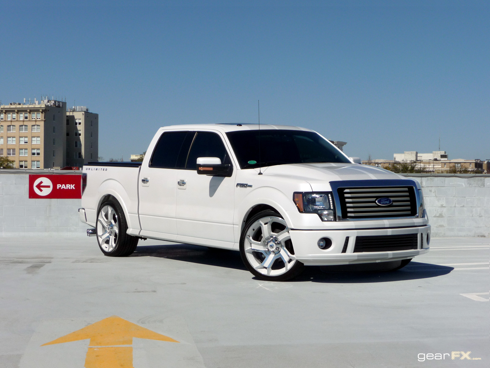 Announcing the ford f 150 lariat unlimited