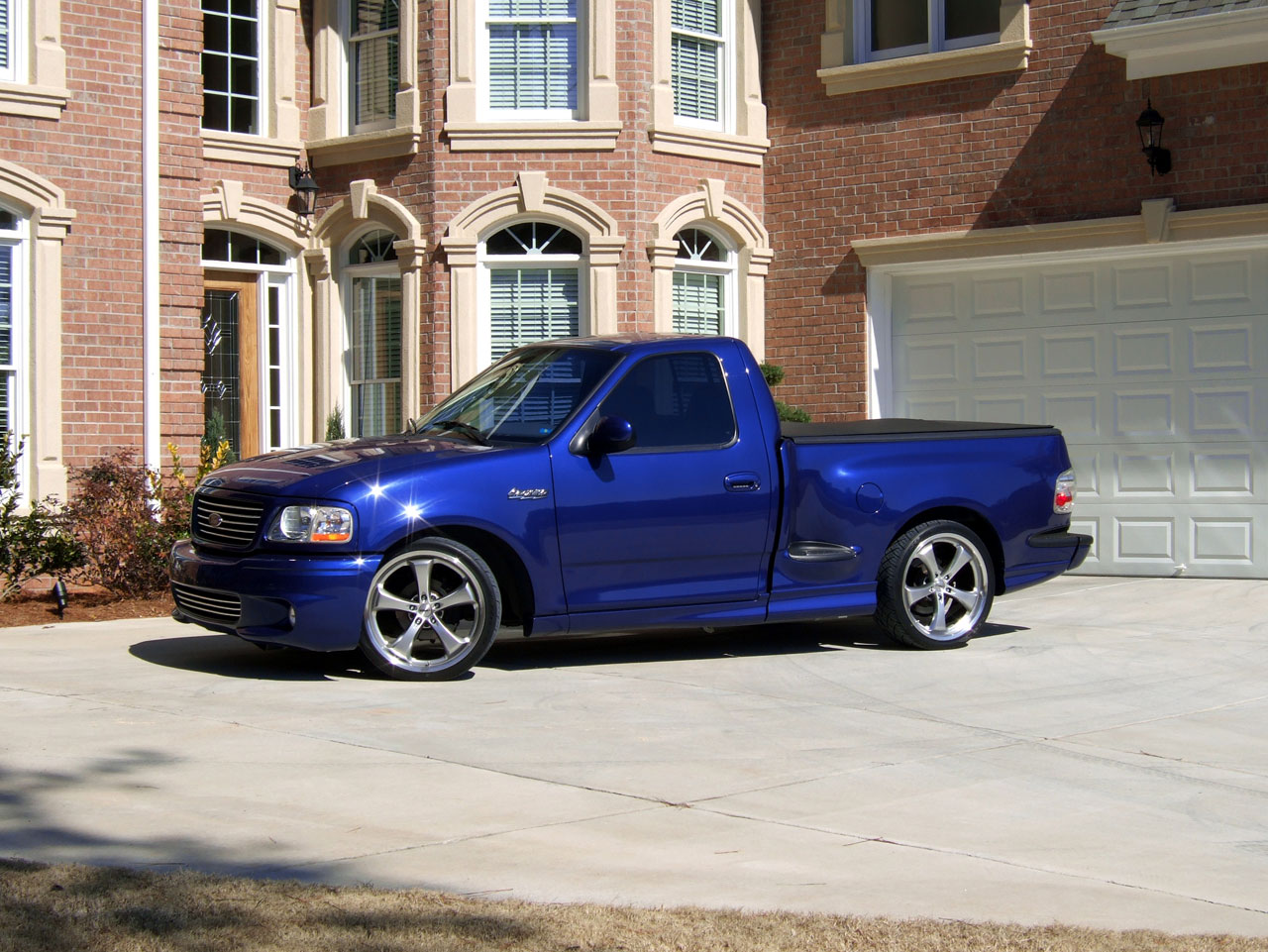 FOR SALE 2003 Ford F 150 SVT Lightning