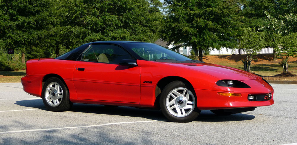 For Sale By Original Owner 1994 Chevrolet Camaro Z28 Coupe